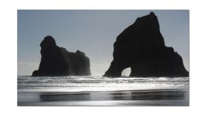 P1020965 Wharariki beach by faithnomorefan