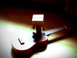 Danbo Ukulele Reload by filsru