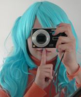 Camera Cosplay by Parti-chan