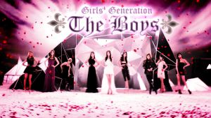SNSD The Boys by teepahnei