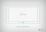 Microsoft Surface by NintendoRev