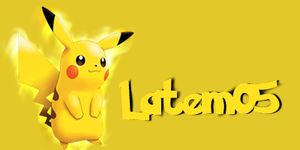 Pikachu Signature by latem5