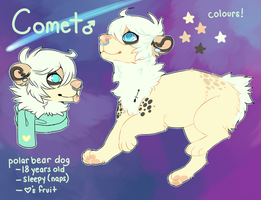 Comet Ref: 2014 by overIord