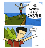 Oyster by Velica