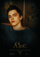 Alec Lightwood by Ardawling