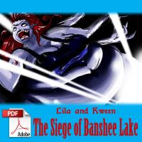 The Siege of Banshee Lake by x-22
