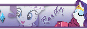 Rarity Signature by TWCSoarin