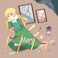 Mary by UselessFoxSai