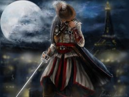 French Assassin by LetticiaMaer