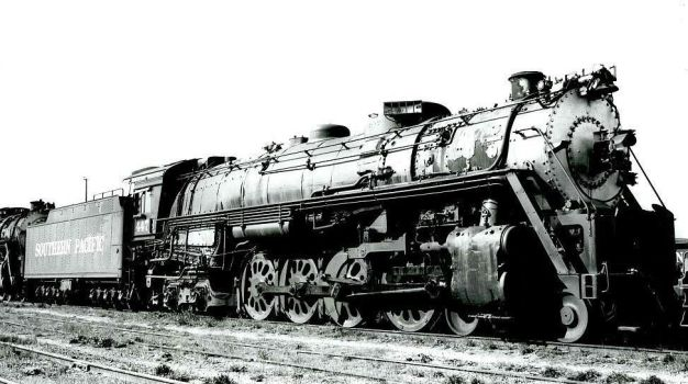 Southern Pacific GS-7 #4478 by edjack12