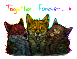 Friends [2] by Fox-Desert