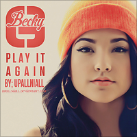+Becky G-Play It Again {EP}  |DESCARGA|. by UpAllNiall