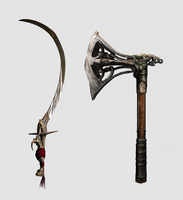 Ceremonial Weapons by fmacmanus