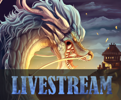 Livestreaming  Commissions! -ONLINE- by Taluns