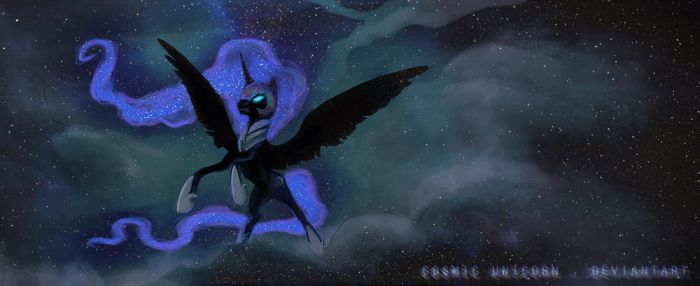 Nightmare trip by CosmicUnicorn
