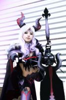 Gore Magala S Armor (MH4U) by Ellie-Amber