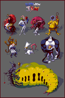 Earthworm Jim by Wolfenoctis