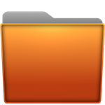 Folder Icon by Kryuko