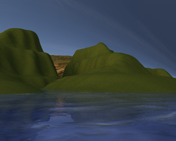 Another Landscape Render by Wiictor