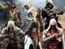 Assassins creed by inside-beast
