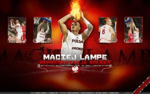 M Lampe Polish National Team by D-Ejkiewicz