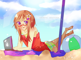 CHAINt ~Beach Edition~: Tom by Panshishi