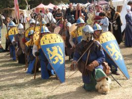 Medieval Reenactment VIII by hardbodies