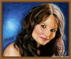 Allison Cameron by smileysmell