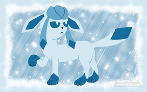 Glaceon by AlexDeHatter
