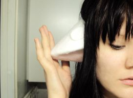 CHOBITS EAR-VIDEO TUTORIAL by Ane-ue