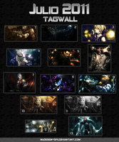 Julio 2011 - TagWall by Inudesign-GFX