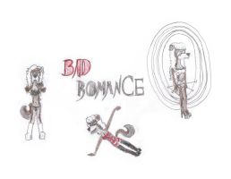 BAD ROMANCE by SkyDiggityDive-art