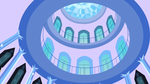 Crystal Castle Rotunda by CloudshadeZer0