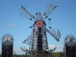 Q Dance stage Mysteryland 2008 by carf