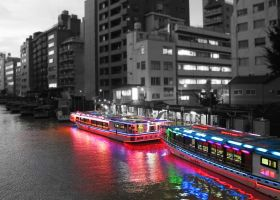 Ryogoku Riverboat by FightTheAssimilation