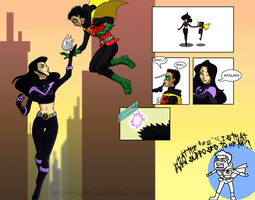lol Damian u mad by TwinEnigma