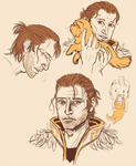 Learning to Anders by bumblebudgie