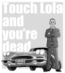 Don't Touch Lola. by markmak