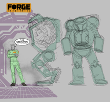 Forge Doodle by wildcats25