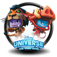 Disney Universe Icon by s7 by SidySeven