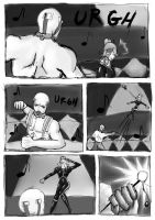 Circus task: V and B page 2 by Marryhime94