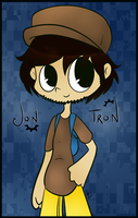 JonTron by CommanderMitsuki