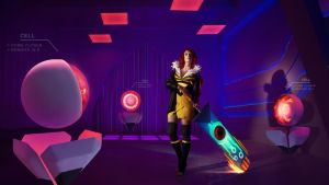TRANSISTOR: Time is running out by MiraMarta