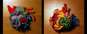 Coral Reef Brooches by BramboraCzech