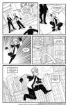 JumpingBoy Guest Strip Bruce Small by jumpingboy