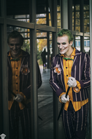 Joker (Arkham Asylum) 9 by ThePuddins