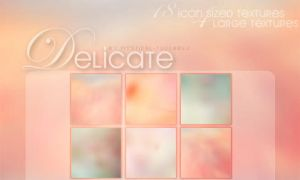 Texture Set: Delicate by mystical-touch