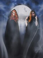 Samhain: Going to the Sabbat by Ithilyen