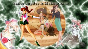 Sailor Jupiter wallpaper by smiley089