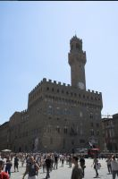 Florence town hall 1 by enframed